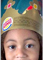 Burger King Hat
