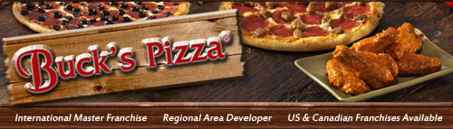 Bucks Pizza Header