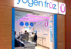 YogenFruz Food