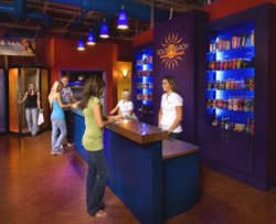 Beach tanning company franchise information south beach tanning