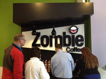 Frozenyo Zombie Coffee