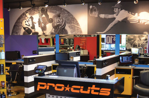 Pro-Cuts Sports Header