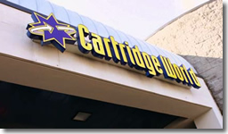 Cartridge World Exterior