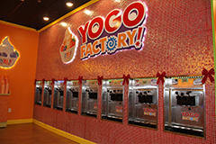 Yogo Factory Dispensers