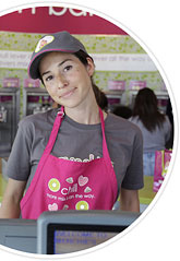 Menchies Cashier