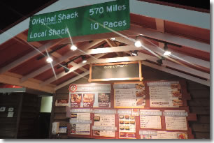 Shanes Rib Shack Interior