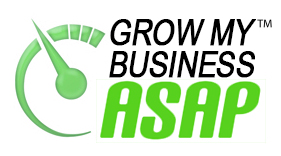 Grow my Business Logo