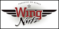 Logo for Wing Nutz Paradise on Wings