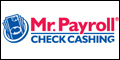 Logo for Mr. Payroll Check Cashing