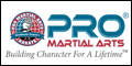 Logo for Pro Martial Arts