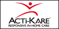 Logo for Acti-Kare Responsive In-Home Care