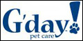 Logo for G'Day Pet Care