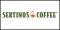 Logo for Sertinos Coffee and Cafe