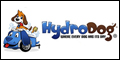 Logo for HydroDog Mobile Pet Grooming