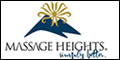Logo for Massage Heights