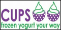 Cups Frozen Yogurt