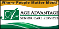 Logo for Age Advantage Home Care Franchising