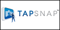 Logo for TapSnap Portable Photo Booth