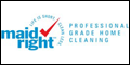 Logo for Maid Right