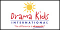 Logo for Drama Kids International
