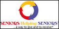 Logo for Seniors Helping Seniors