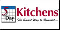 Logo for 5 Day Kitchens