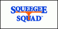 Logo for Squeegee Squad