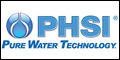 Logo for PHSI Pure Water Technology