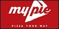Logo for My Pie: Pizza Your  Way