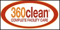 Logo for 360clean