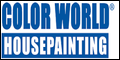 Logo for Color World HousePainting