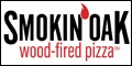 Logo for Smokin' Oak Wood-Fired Pizza