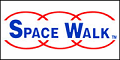 Logo for Space Walk Bounce Houses