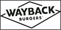 Logo for Wayback Burgers