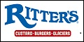 Logo for Ritter's Frozen Custard