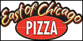 Logo for East of Chicago Pizza