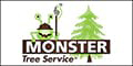 Logo for Monster Tree Service