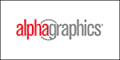 Logo for AlphaGraphics Print Franchise
