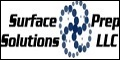 Logo for Surface Prep Solutions LLC