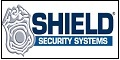 Logo for SHIELD Security Systems