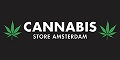 Logo for Cannabis Store Amsterdam