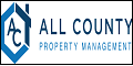 Logo for All County Property Management