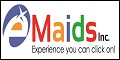 Logo for eMaids Residential and Commercial Cleaning
