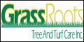 Logo for GrassRoots Tree & Turf Care Franchise