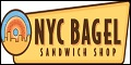 Logo for NYC Bagel and Sandwich Shop Cafe