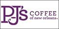 Logo for PJ's Coffee