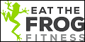 Logo for Eat the Frog Fitness - Vancouver, BC and Toronto, ON