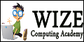 Logo for Wize Computing Academy
