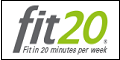 Logo for fit20 USA
