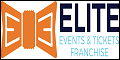 Logo for Elite Events & Tickets Franchise